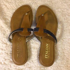 Italian shoemakers sandals!